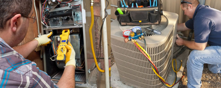 Furnace Replacement Brooklyn Park MN