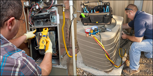 Furnace Repairs in Coon Rapids Minnesota